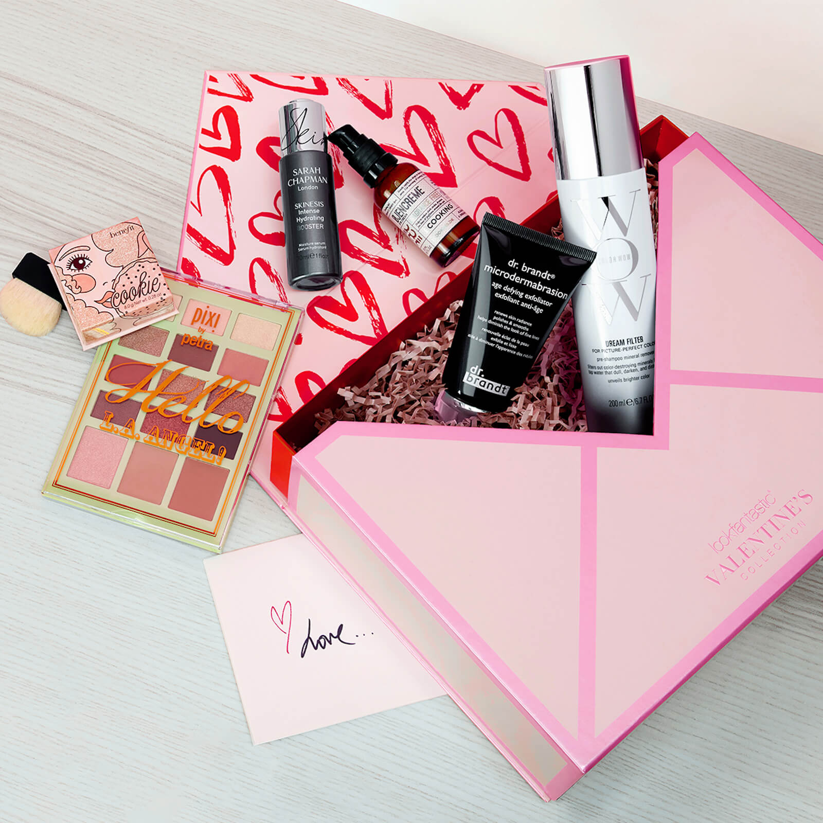 lookfantastic Valentine's Day Collection – On Sale Now + Free Gift