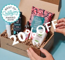 Cratejoy's Best Subscription Boxes - Save 20%