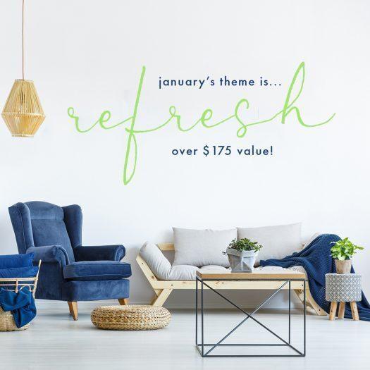Bombay & Cedar January 2020 Theme Reveal + Spoiler #2