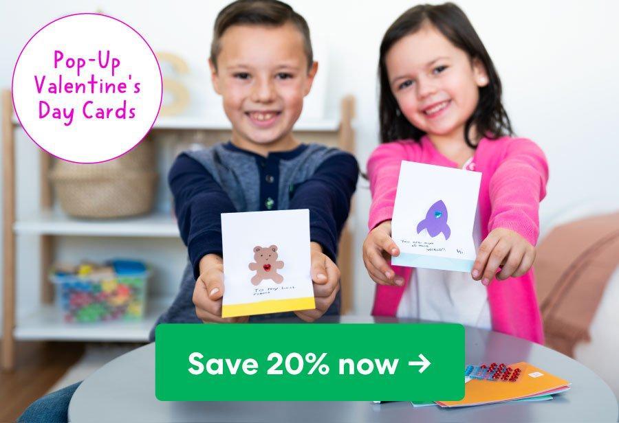 KiwiCo Sale – Save 20% Off Sitewide!