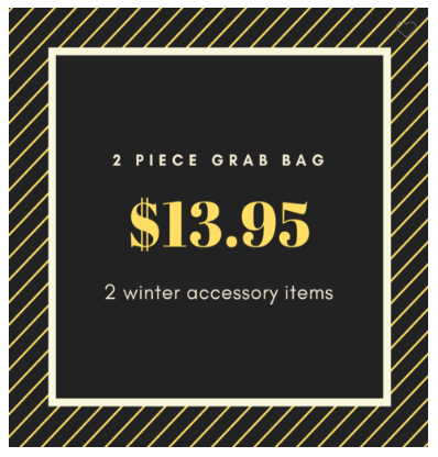 Cents of Style – 2 Winter Accessories Grab Bag!