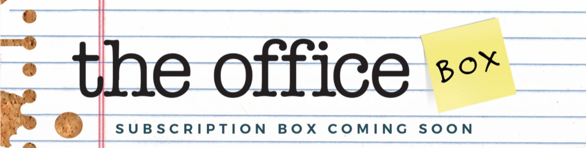 New Box Alert: The Office Box from CultureFly