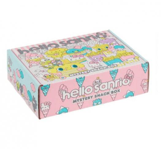Hello Kitty Sanrio Mystery Snack Box – On Sale Now!