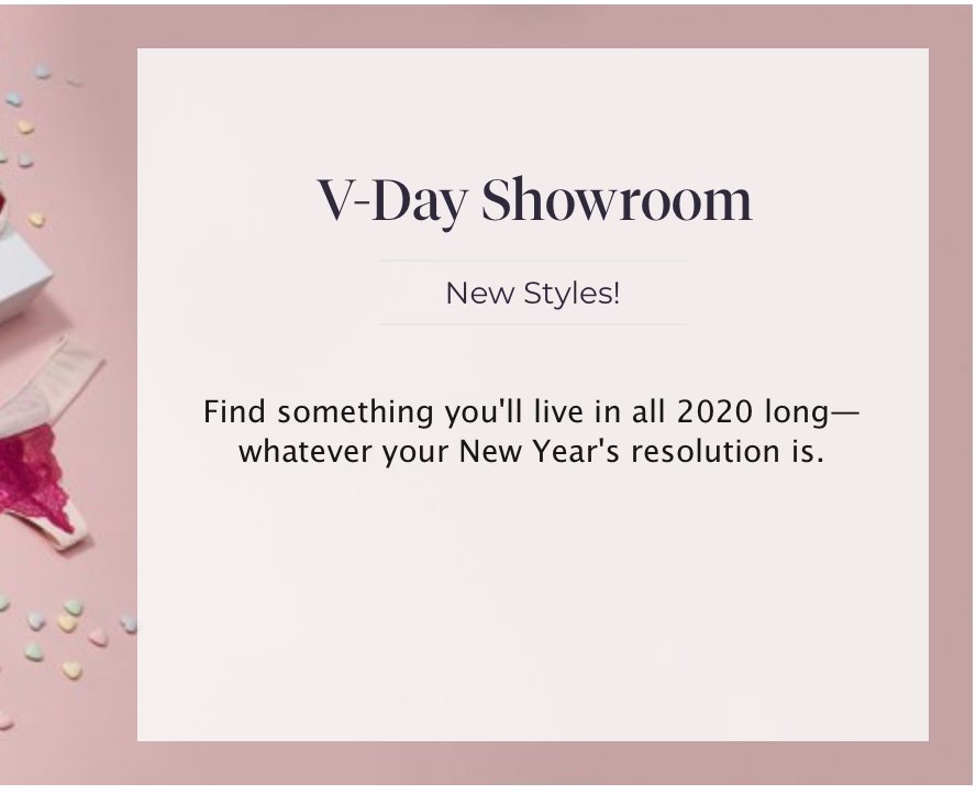 Adore Me February 2020 Selection Window Open + Coupon Code!