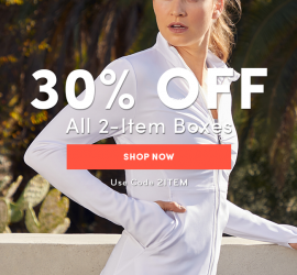 Ellie Coupon Code - Save 30% Off Two Item Boxes