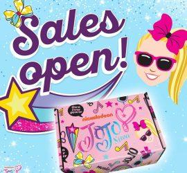 The Jojo Siwa Box Spring 2020 Box - On Sale Now + Theme Spoiler