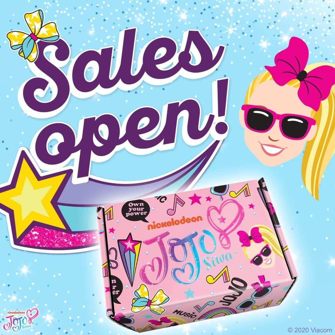 The Jojo Siwa Box Summer 2020 Box Spoiler #1
