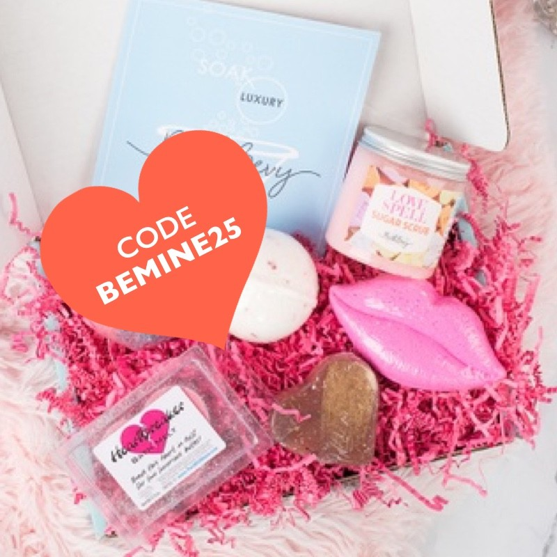 Cratejoy's Valentine & Galentine Gifts – Save 25%