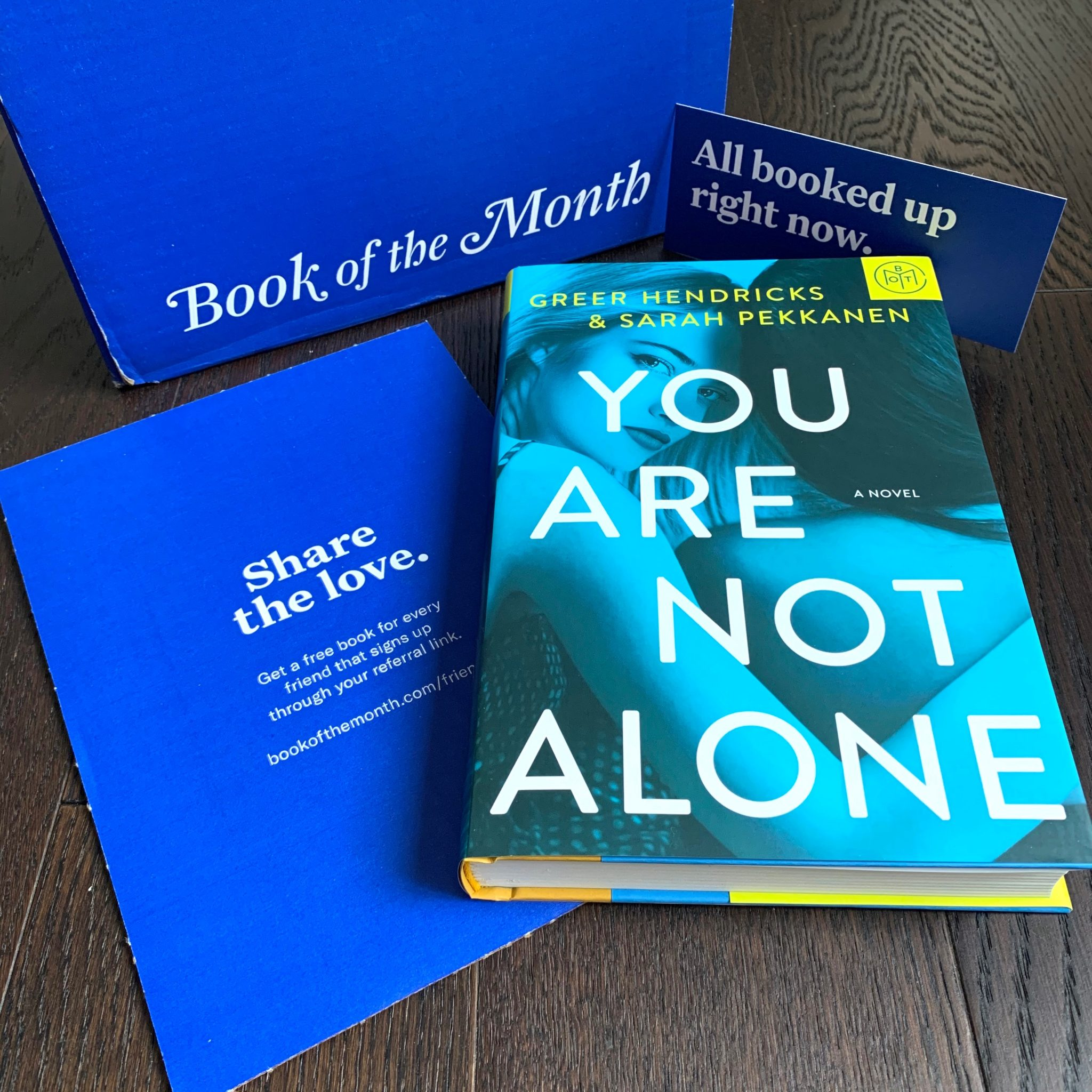 Book of the Month Review + Coupon Code – February 2020