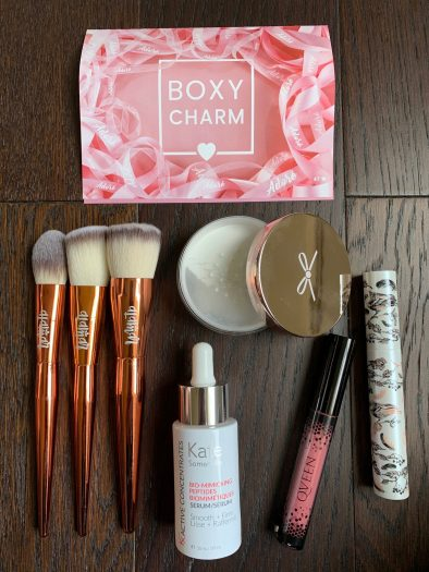 BOXYCHARM Subscription Review - February 2020 + Free Gift Coupon Code