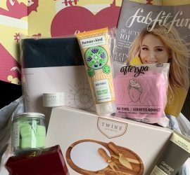 FabFitFun Fall 2019 Review + Coupon Code