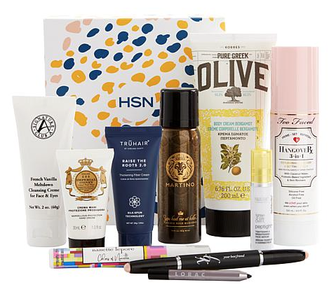 HSN Spring Beauty Sample Box – On Sale Now!