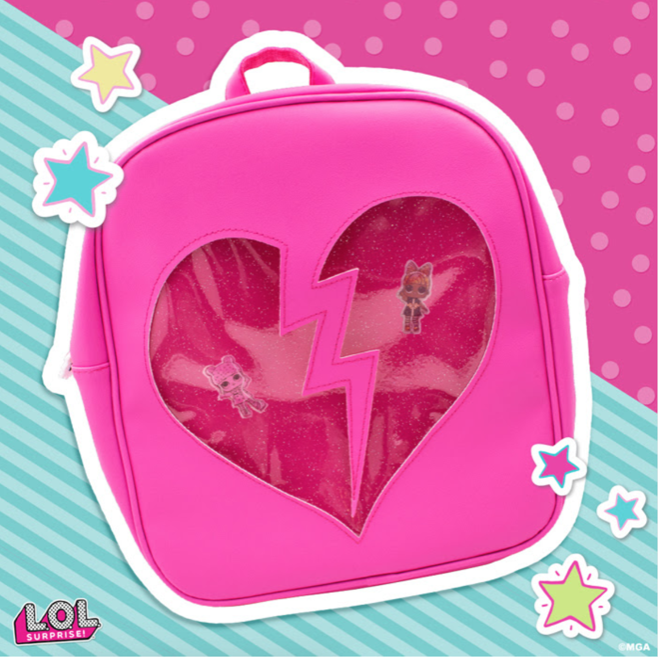 L.O.L. Surprise Box – Free Backpack with Annual Subscription