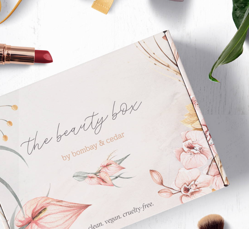 The Beauty Box by Bombay & Cedar – On Sale Now + Coupon Code