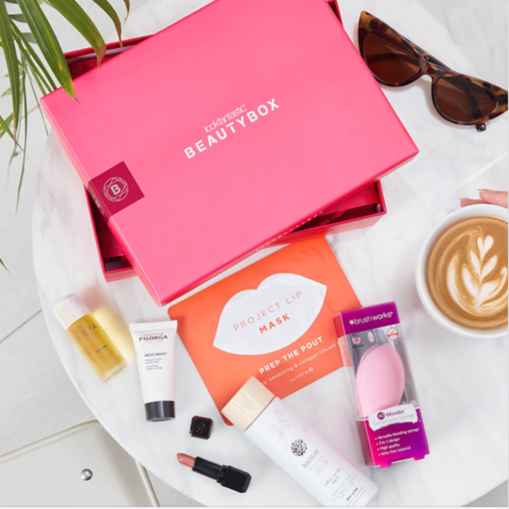 Lookfantastic – Save 15% Off Your First Box