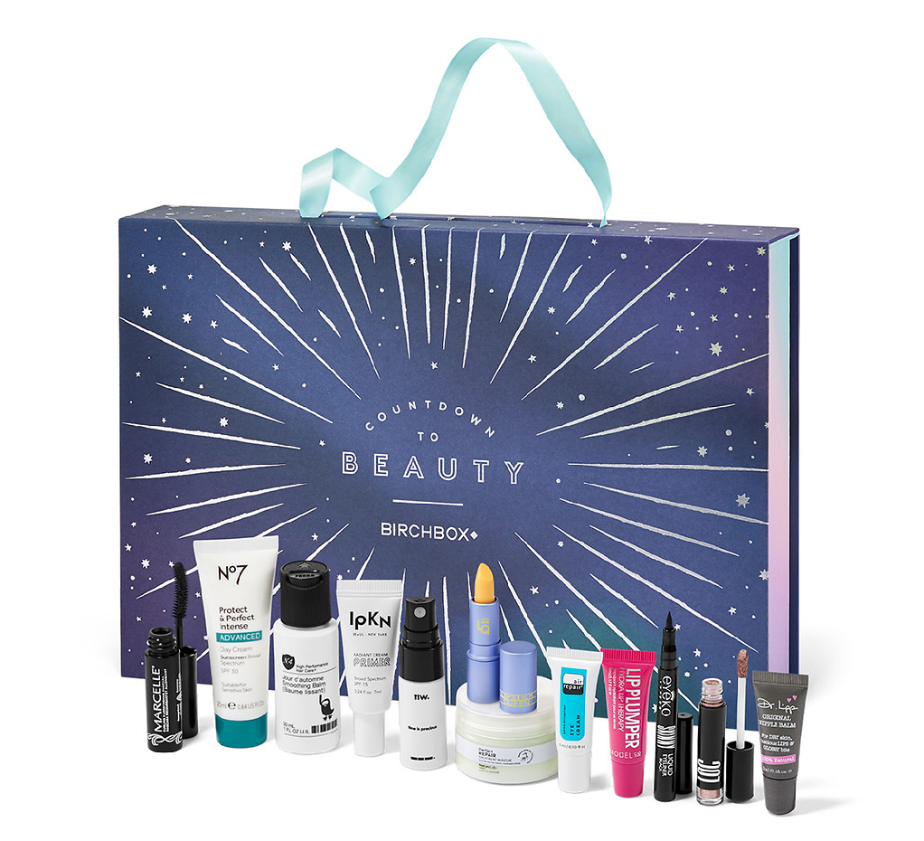 Birchbox Countdown to Beauty 2019 – Available at Walgreens!