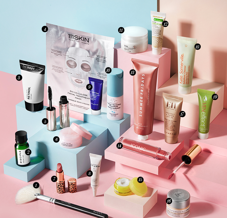 The Cult Beauty Founders Goody Bag – Free With Purchase