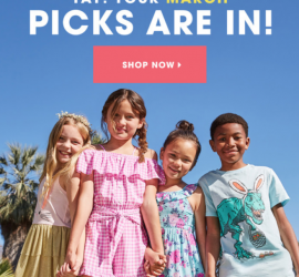 March 2020 FabKids Selection Time + New Subscriber Offer