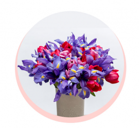 The Bouqs March Bouq Reveal + Coupon Code