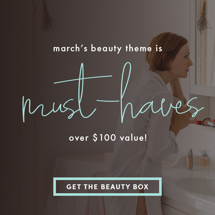 The Beauty Box by Bombay & Cedar Spoiler #3 + Coupon Code