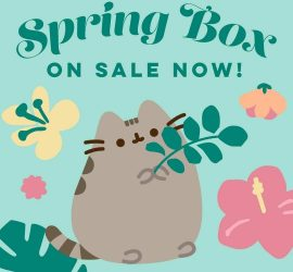 Pusheen Spring 2020 Box - On Sale Now