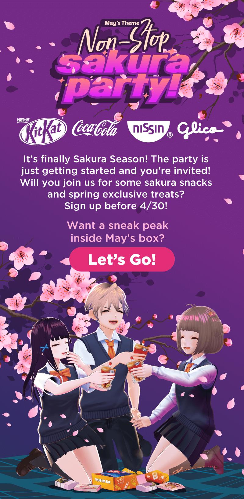 TokyoTreat May 2020 Theme Spoiler + Coupon Code