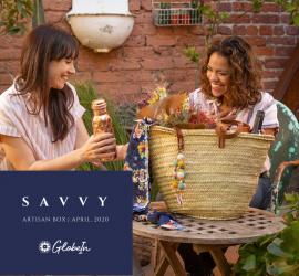 GlobeIn Artisan Box April 2020 Theme Reveal