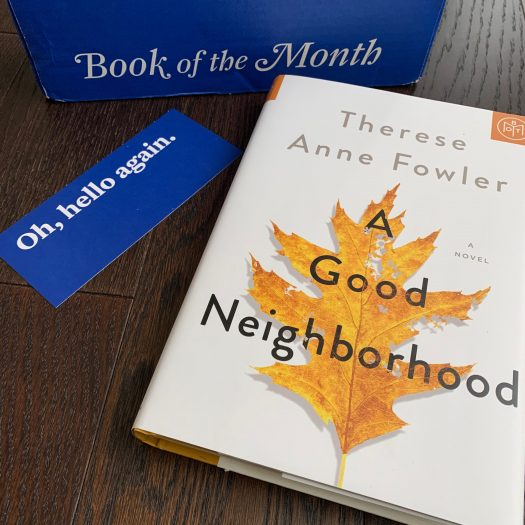 Book of the Month Review + Coupon Code – April 2020
