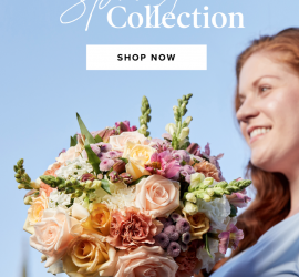 The Bouqs Spring Collection Sale - 30% Off Sitewide!