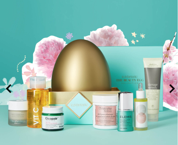 lookfantastic The Beauty Egg Collection 2020 – On Sale Now + Free Gift
