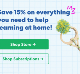 KiwiCo Learn At Home Sale - Save 15% Off Everything