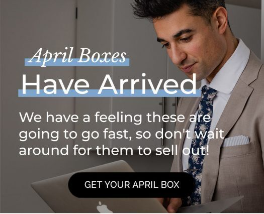 SprezzaBox April 2020 Box Spoilers!