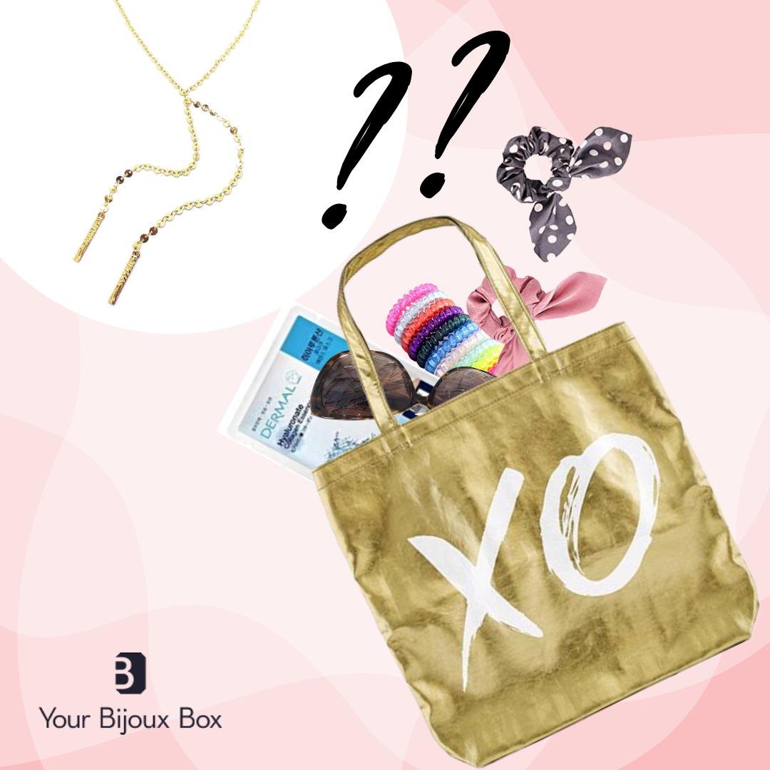 Your Bijoux Box Mother's Day Tote – On Sale Now