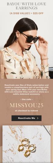 Box of Style by Rachel Zoe Sale – Save $25 + Free Earrings
