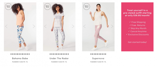 Ellie Women's Fitness Subscription Box - April 2020 Reveal + Coupon Code!