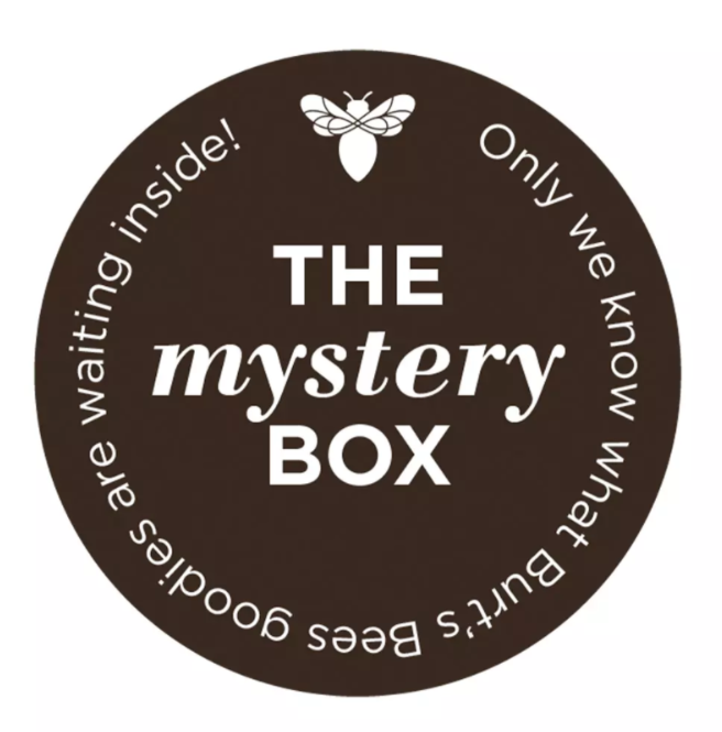 Burt's Bees Mystery Box – On Sale Now!
