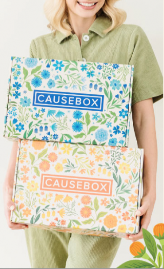 CAUSEBOX Spring 2020 Welcome Box – On Sale Now + Spoilers + Coupon Code