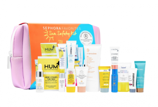 2020 Sephora Sun Safety Kit – On Sale Now + Coupons