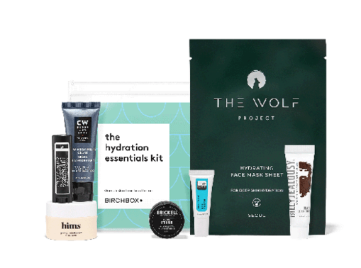 Birchbox Grooming – The Hydration Essentials Kit – On Sale Now
