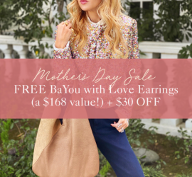 Box of Style by Rachel Zoe Mother's Day Sale - Save $30 + Free Earrings