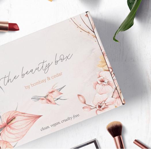 The Beauty Box by Bombay & Cedar July Spoiler #2
