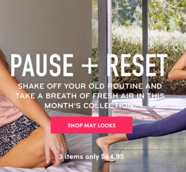 Ellie Women's Fitness Subscription Box - May 2020 Reveal + Coupon Code!