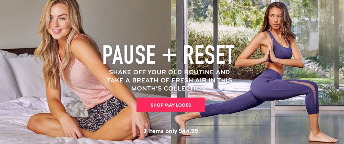 Ellie Women's Fitness Subscription Box – May 2020 Reveal + Coupon Code!