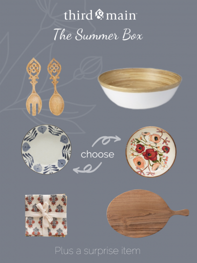 Third & Main Summer 2020 Box Spoilers + Shipping Details