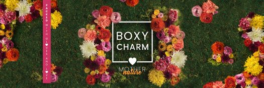 BOXYCHARM May 2020 Free Gift with Purchase