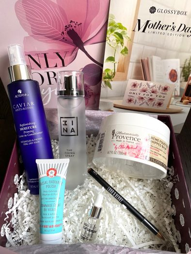 GLOSSYBOX Limited Edition Mother's Day Box Review