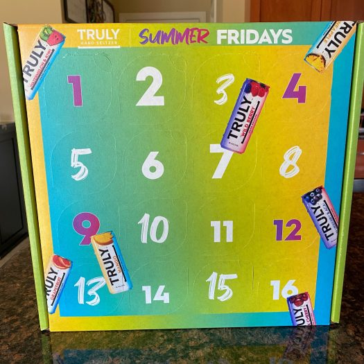 Truly Summer Fridays Advent Calendar Review