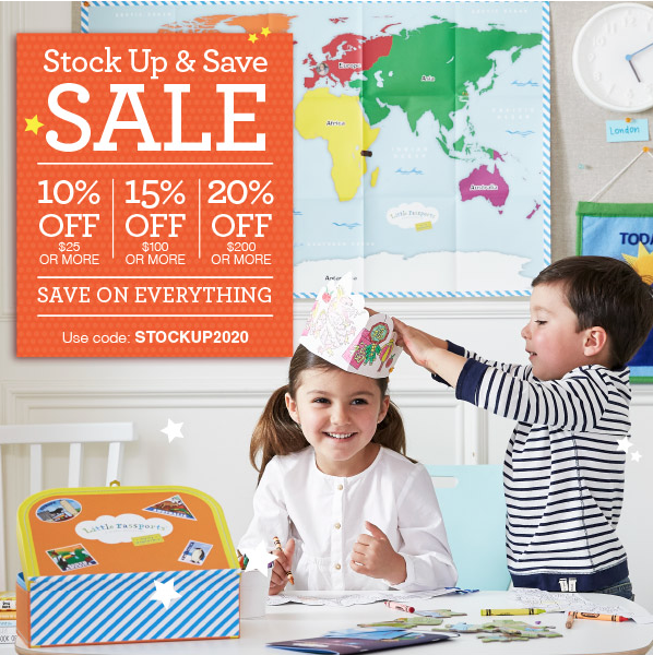 Little Passports StockUp Sale – Save Up to 20% Off!