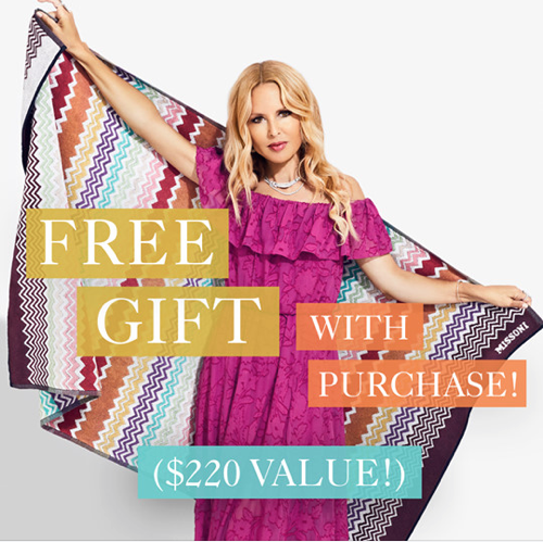 Box of Style by Rachel Zoe Summer 2020 Coupon Code – $25 Off + Free Missoni Towel
