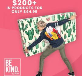 Be Kind by Ellen Box Summer 2020 - FULL SPOILERS